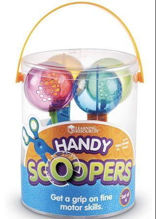 BN Learning Resources Handy Scooper - sensory play