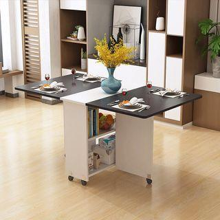 🚚 Foldable Dining Table