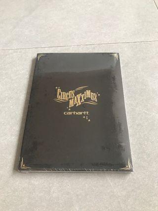 Carhartt Circus Maxximus DVD unopen