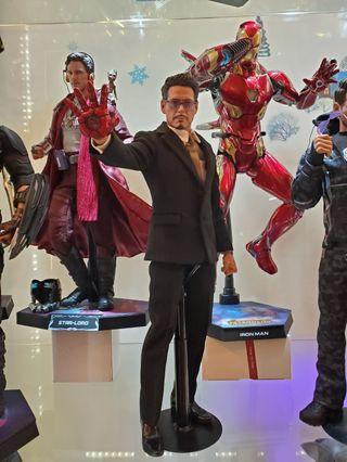自組 1/6 Tony Stark ironman 西裝一隻 非hottoys shf