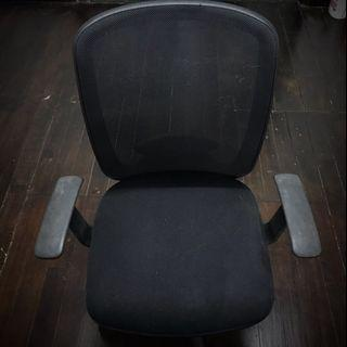 Vhive Black Office Chair