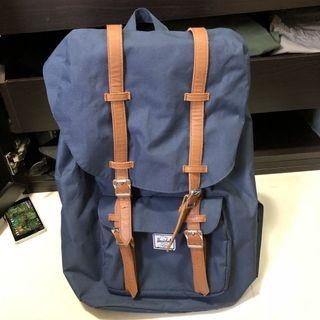 Herschel Little America Backpack 藍色 背包