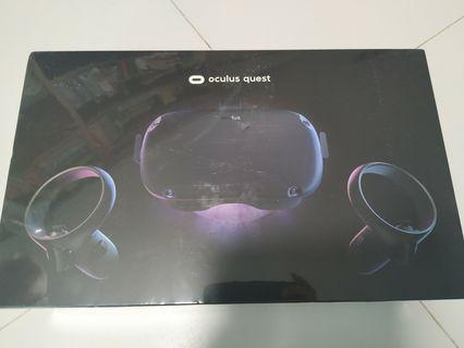 Oculus Quest (Ready stock) Newest VR wireless Gaming VR