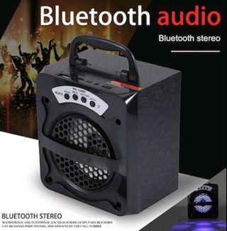 Bluetooth SpeakerMS-130BT Bluetooth Wireless Portable Speaker Super Bass with USB TF AUX