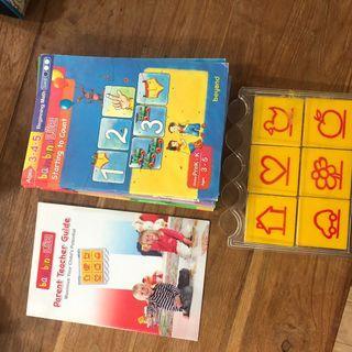 🚚 Bambino luk educational books 15 books