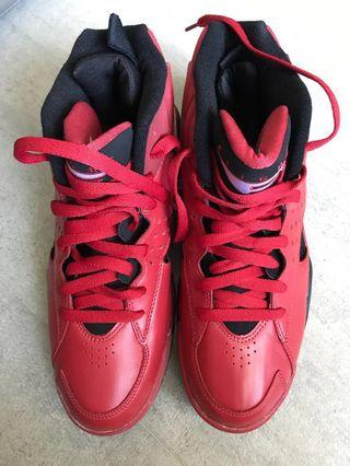 Nike Scottie Pippen 1994 All Star MVP in the Red Nike Air Maestro air flight