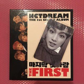 NCT dream my first & last album