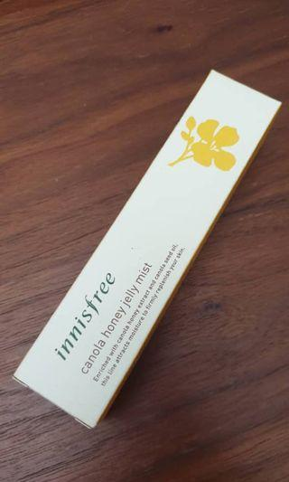 Innisfree Canola Honey Jelly Mist. 80ml