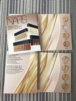 NARS Foundation Sample