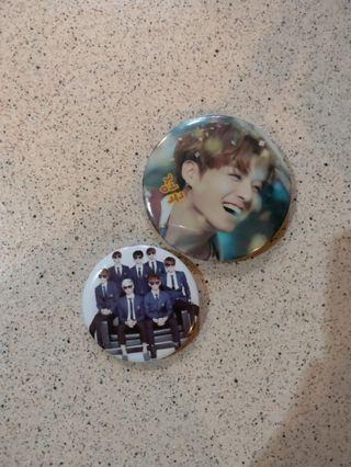 BTS Badges