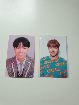 JHOPE LOVE YOURSELF PCS