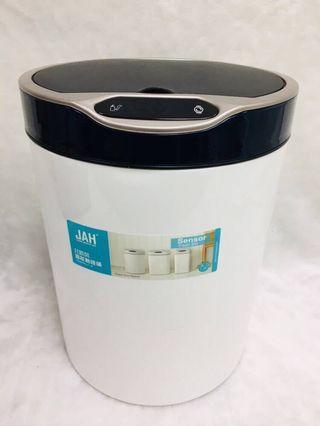 🚚 JAH智能系列 腳踢感應掀蓋&自動掀蓋垃圾桶 尺寸:20x25x30cm 容量8公升