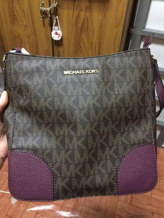 Authentic Brand New Mk sling bag