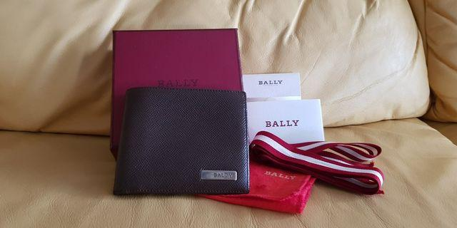 🚚 AUTHENTIC BALLY mens wallet