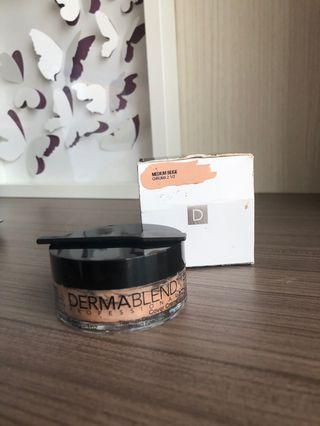 [Dermablend] Cover Cream Foundation - Medium Beige