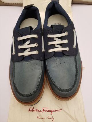 Salvatore Ferragamo 皮鞋休閒鞋