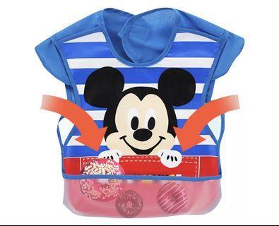 Disney waterproof bib