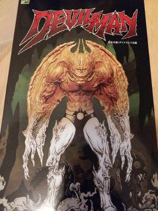UNBOX 惡魔人 Devilman