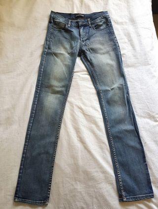 Blue Skinny Jeans Ziggy Denim
