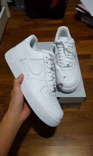 BN Nike Air Force 1 White '07
