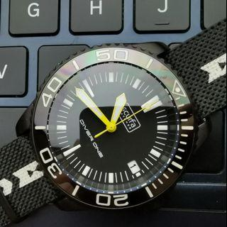 Scurfa Diver One S/S Blk Edition