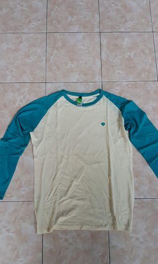 RSCH SCH T-shirt long sleeve
