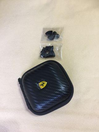 Ferrari Logic 3 pouch and refills
