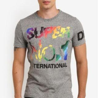 SUPERDRY T-Shirt High Quality Authentic
