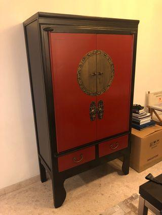 🚚 Chinese Wedding Cabinet