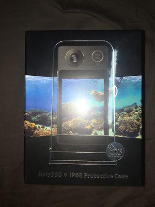 acer Holo360智慧型全景相機+抗水保護殼 附收納包