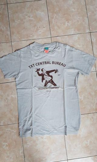 RSCH SCH T-shirt Kaos