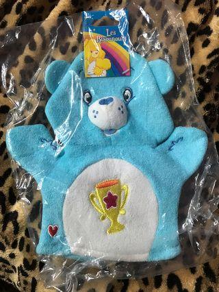 Care Bears: Champion Bear 沐浴手套