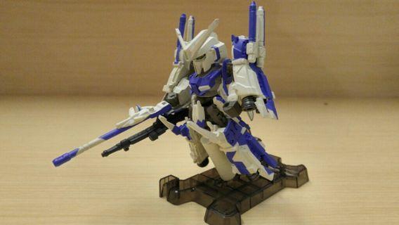 歡迎交換 Fw Gundam Converge EX 04 Zeta Plus C1 Blue Z高達 齊件