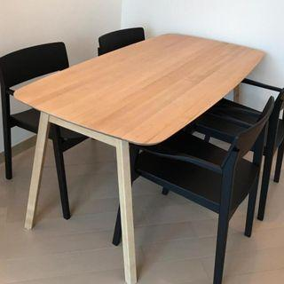 [New] FrancFranc Dining Table (w/o chairs)