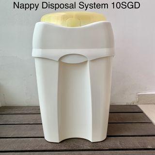 (PL) Aprica / Sangenic Deodorant Nappy  Disposal System