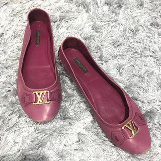 Authentic Louis Vuitton Flats