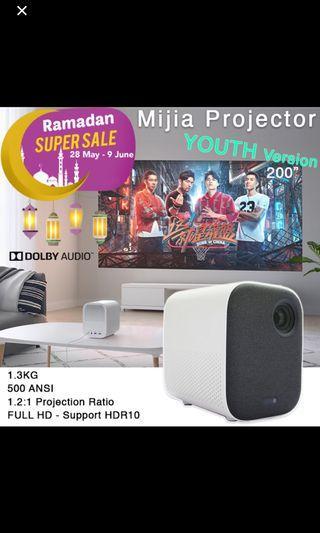 🚚 MI Youth Projector 1080p