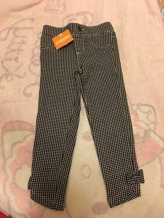 美國購入 全新Gymboree 女幼童長褲