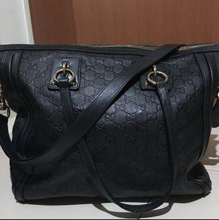 [Price Reduce]Versatile Gucci Large Tote Bag up for grab!