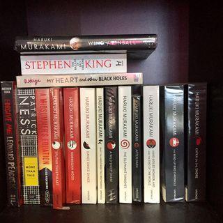 Fixi and Murakami books for sale