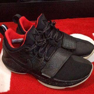 "Nike PG1 ID ""yeezy solar red"""