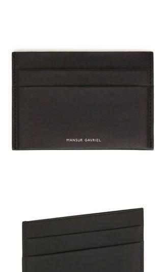 Mansur Gavriel Card Holder [REDUCED TO CLEAR]