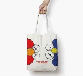 Sesame Street Cloth Bag