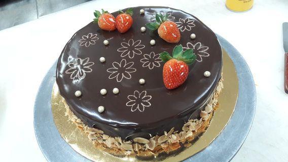 Chocolate Cake ❤️😋❤️