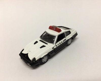 Tomica Limited Nissan Fairlady Z/280ZX (S130) Police/Patrol Car