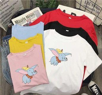 Dumbo Cute Tee Shirt