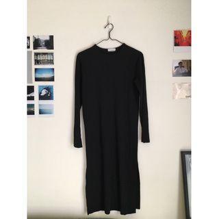 🚚 黑色連身裙
