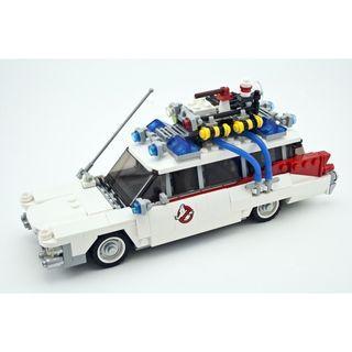 Lego 21108淨車全新未砌