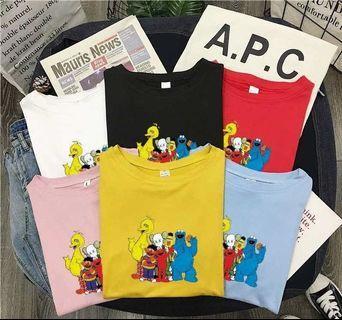 Sesame Street Tee Shirt