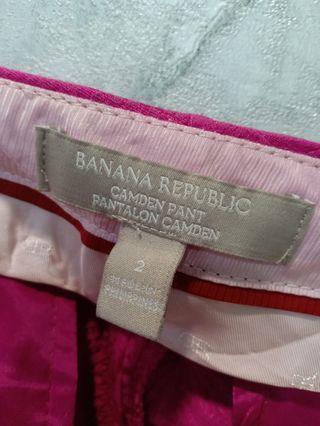 Banana Republic Camden pants!